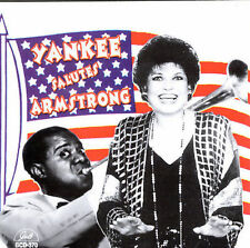 Pat Yankee Salutes Louis Armstrong * by Pat Yankee (CD, 1998, GHB Records)