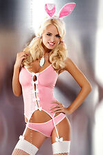 OBSESSIVE BUNNY SUIT Set Biancheria Intima