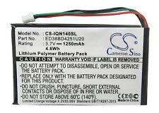 ED38BD4251U20 1250mAh Battery For Garmin Nuvi 1400 1450 1490 T Pro TV