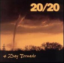 20/20 4 Day Tornado US CD Album