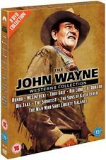 The John Wayne Westerns Collection (Box Set) [DVD]