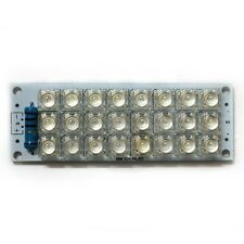 12V Light Board Green LED Panel Board 24 Piranha LED EnergySaving Panel Light