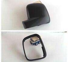 VW WING MIRROR -DOOR MIRROR CAP CASING TRIM PLASTIC - TRANSPORTER T5 CADDY -LEFT