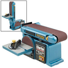Clarke Belt & Disc Sander - 6500412 - CS4-6D