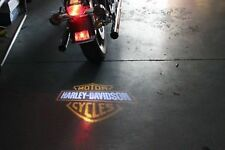 Ghost Shadow Laser Projector LED Light Courtesy Door Step for Harley Davidson..