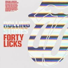 The Rolling Stones-forty licks SPECIAL Ltd, Box - 2 CD