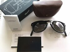 Authentic PERSOL Steve McQueen 714SM Folding Sunglass PO 714 - 95/71  *NEW* 52mm