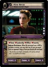 Star Trek CCG 2E Energize Kira Nerys, Impassioned Major 2R106