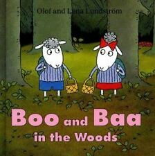 Boo and Baa in the Woods by Olof Landstrom and Lena Landstrom (2000, Hardcover)