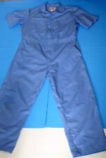 Dickies Work Mechanic Blue Coveralls Size M-Reg