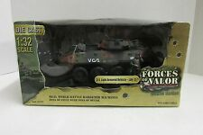 Forces of Valor 1:32 Scale US Light Armored Vehicle LAV-25 91012 Die Cast USMC