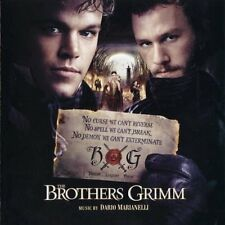 Dario Marianelli - Brothers Grimm [Soundtrack] (Original Soundtrack, 2005) New