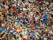 2 POUNDS OF LEGOS Bulk lot Bricks parts pieces - 100% Lego Star Wars, City, Etc.
