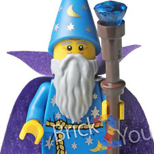 The LEGO Movie Minifigure Series 12 - Wizard 71007 1 - NEW