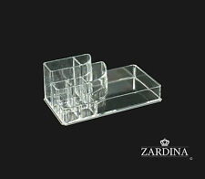 Clear Acrylic Make Up Organiser Storage Box (A5)