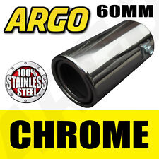 CHROME EXHAUST TAIL PIPE MITSUBISHI L200 VITO SPRINTER