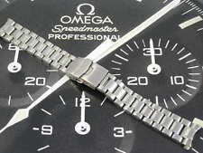 S STEEL BRACELET STRAP FOR OMEGA SEAMASTER SPEEDMASTER PLANET OCEAN 22mm WATCH