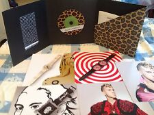 JEREMY SCOTT FOR SWATCH LIMITED EDITION BOOKLET WITH PHOTOS Second EDITION RARE