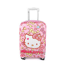 Hello Kitty Pink Suitcase Cover Dust Proof Trolley Bag Luggage Protector 24-26""