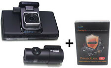 BlackVue DR750L-2CH 16GB+Power Magic Pro FullHD LCD Car Dashboard Camera NO WiFi