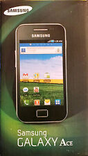 Samsung GALAXY Ace GT-S5830i - Black (Unlocked)3G WIFI ANDROID Smartphone Mobile