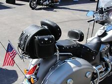 Rear Trunk Bag to fit backrest and luggage racks on Indians, 2014-Present