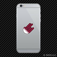 Qatari Shocker Cell Phone Sticker Mobile Qatar QAT QA