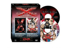 TNA -  Best Of The X-Division Vol 1 & 2 Twin Pack DVD (Disc Loose In Case)