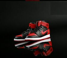 1/6 Men Shoes Nike Air Sneakers Red Black For Phicen Hot Toys Male Figure ❶USA❶