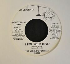 The World's Funkiest Band California Gold 79 I Feel Your Love