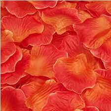 100 Simulation Rose Petals Artificial Flower Wedding Supplies Confetti Color 33