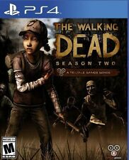PLAYSTATION 4 PS4 GAME THE WALKING DEAD SEASON 2 BRAND NEW & FACTORY SEALED