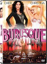 Burlesque (2011, DVD NEW) WS