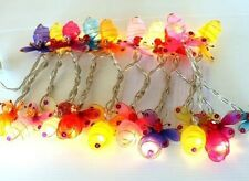 Bumble Bee Mix Colours LED Fairy Lights Strings UK CE Plug Kids Room or Nursery