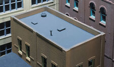 Woodland Scenics DPM - ROOF AND TRIM KIT - HO Scale Building Kit 30190