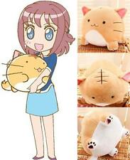 Cute 12'' Anime Poyopoyo Kansatsu Nikki Plush Neko Doll Cat Cosplay Animal Toy