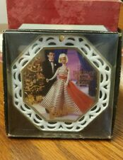 Enesco corp. 1965 Holiday Dance Barbie dated 1996