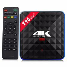 T96 Pro+ TV Box 6.0 TV BOX 3G/32G 8 Core 64 Bit Dual WiFi Streaming Media Player