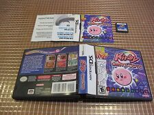 NDS KIRBY CANVAS CURSE USA NTSC COMPLETO NINTENDO DS 3DS