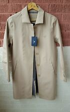 New GANT All Weather Womens Trench Coat In Dry Sand Size Small RRP £225 SOLD OUT