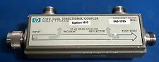 Hp Hewlett Packard Agilent Keysight 776D Dual Directional Coupler 940-1995MHz