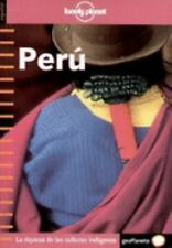 Lonely Planet Peru (Spanish Edition)-ExLibrary