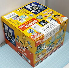 Retro Home Electric Appliances Of Hitachi Box Set - Re-ment