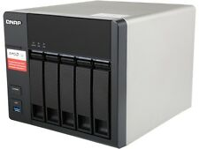 QNAP TS-563-2G Diskless System 5-Bay AMD 64bit x86-based NAS, Quad Core 2.0GHz,