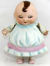 "Antique German Bisque Happifat ""Happy Sister"" Doll Kate Jordan Inspired"