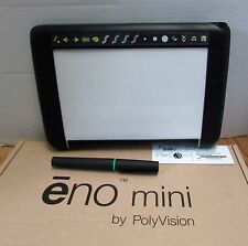 Polyvision Eno 2120 Mini Interactive Slate Whiteboard with Stylus Pen