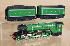 HORNBY R075 LNER 4-6-2 CLASS A3 LOCO 4472 FLYING SCOTSMAN with TWIN TENDERS nj