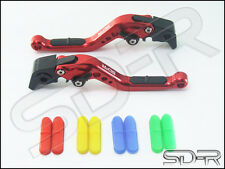 Aprilia RSV MILLE / R 1999-2003   SDR RCI Short Adjustable Levers RED