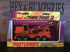 matchbox super kings K-12B-2.Version mint 2.OVP excellent from 1971