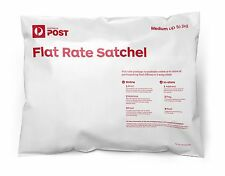 Australia Post Flat Rate Satchel 3kg (100 bag pk) - excludes postage